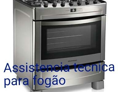 assistencia tecnica para fogão
