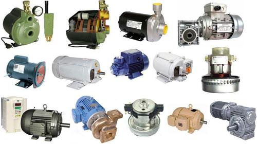 Manutenção de motor elétrico Republica